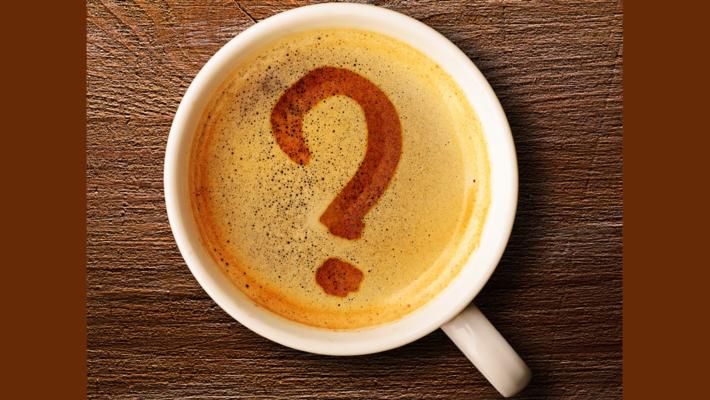 Thumb coffeequestion